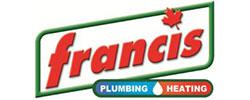 Francis Plumbing logo