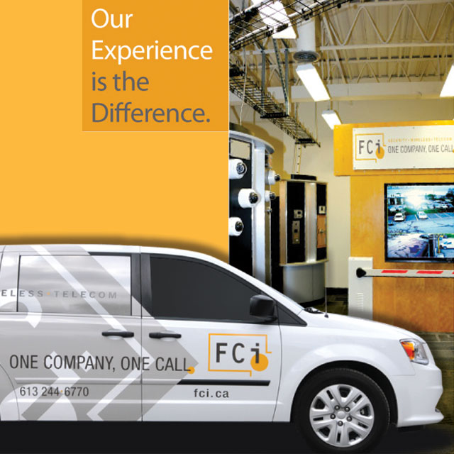 FCi web design