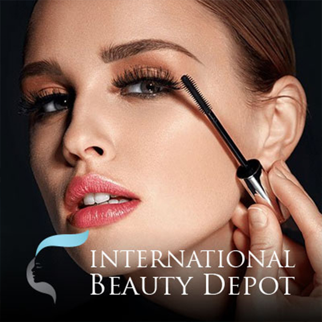 International Beauty Depot web design