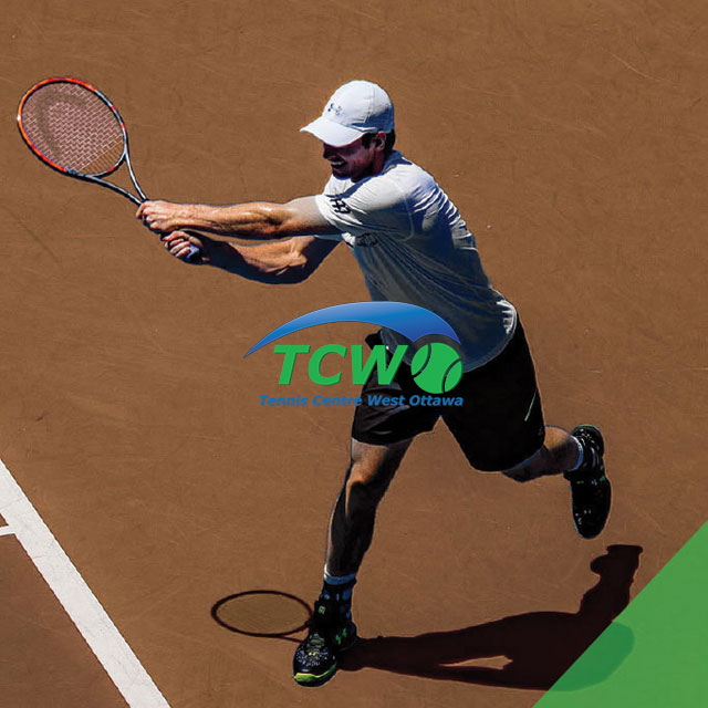Tennis Club West Ottawa web design